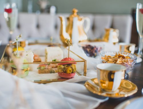 New Afternoon Tea Menu Launches at The Kedleston Country House