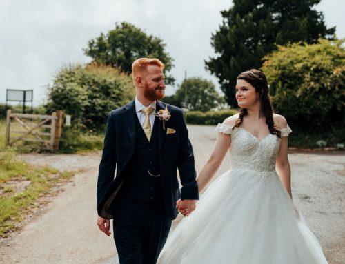 Real Wedding | Becka & Simmo
