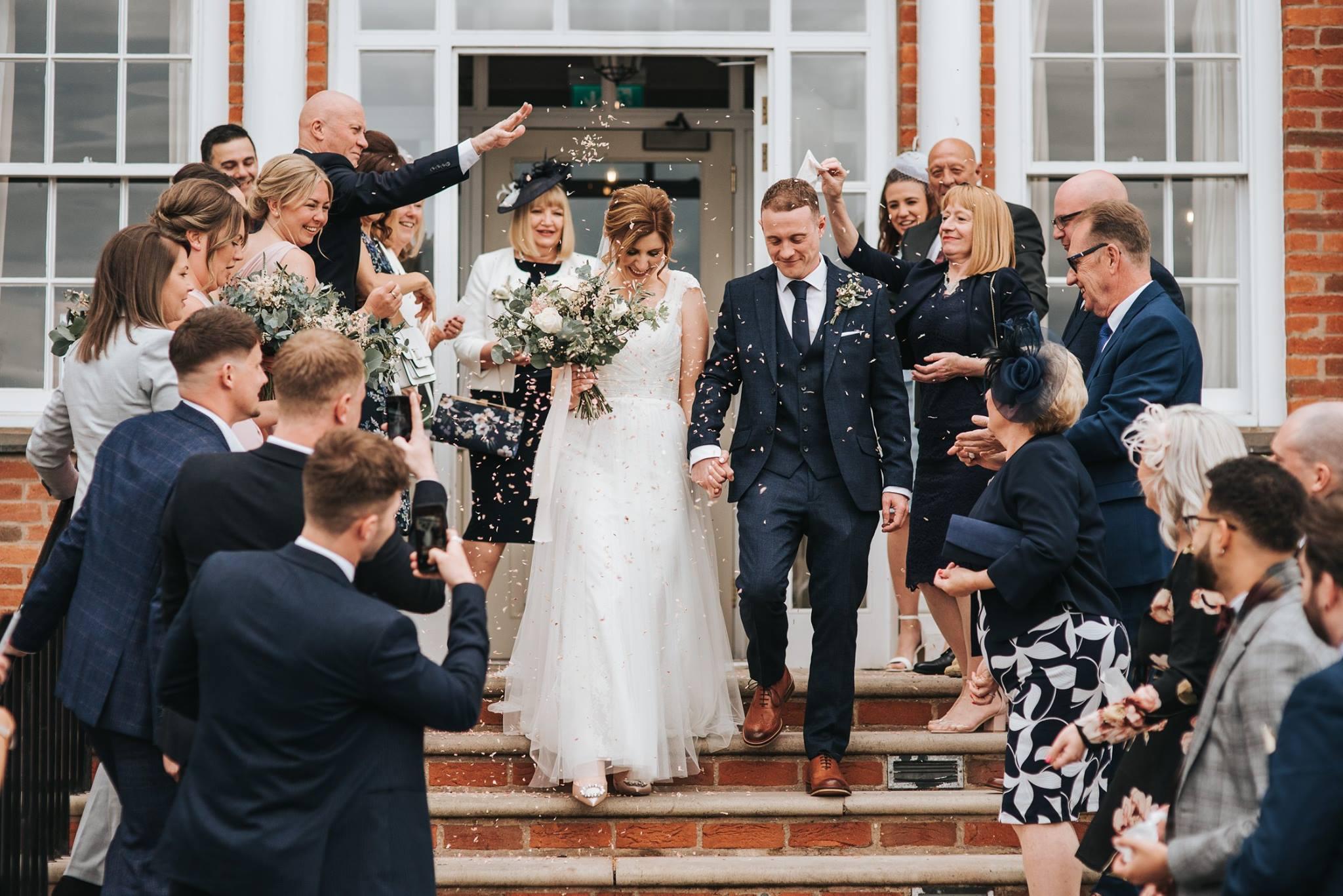 REAL WEDDING | Dani & Matt