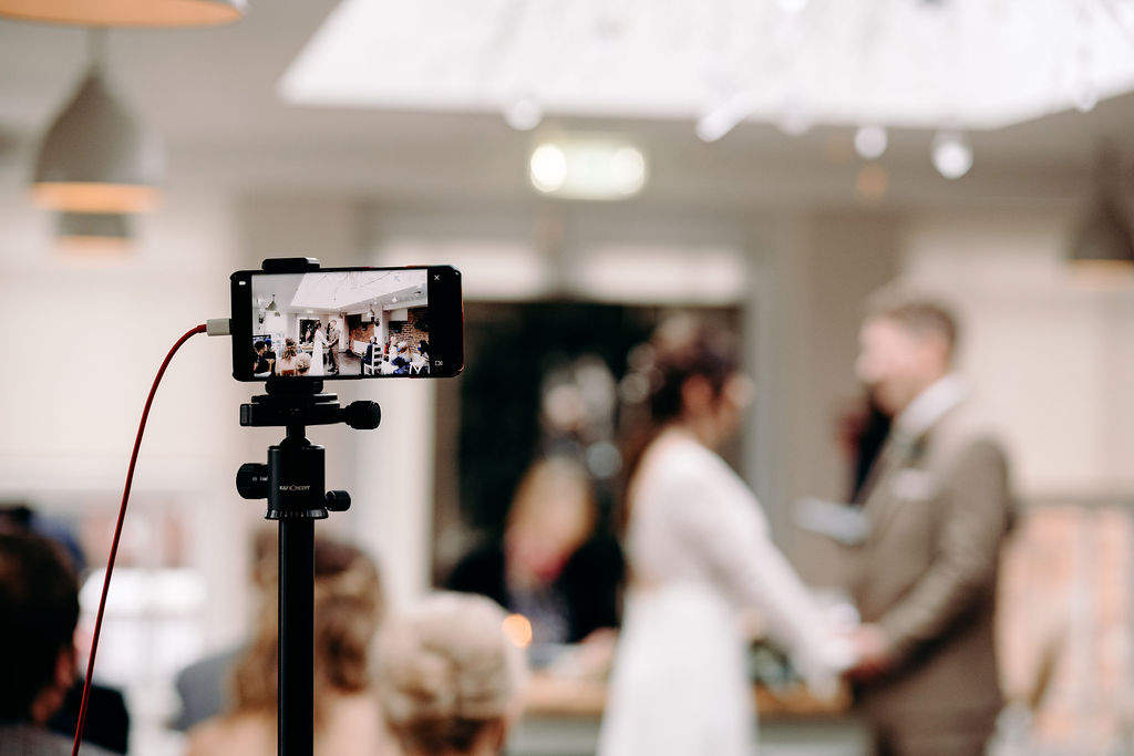 Innovative Ways to Make Your Socially Distanced Wedding Special